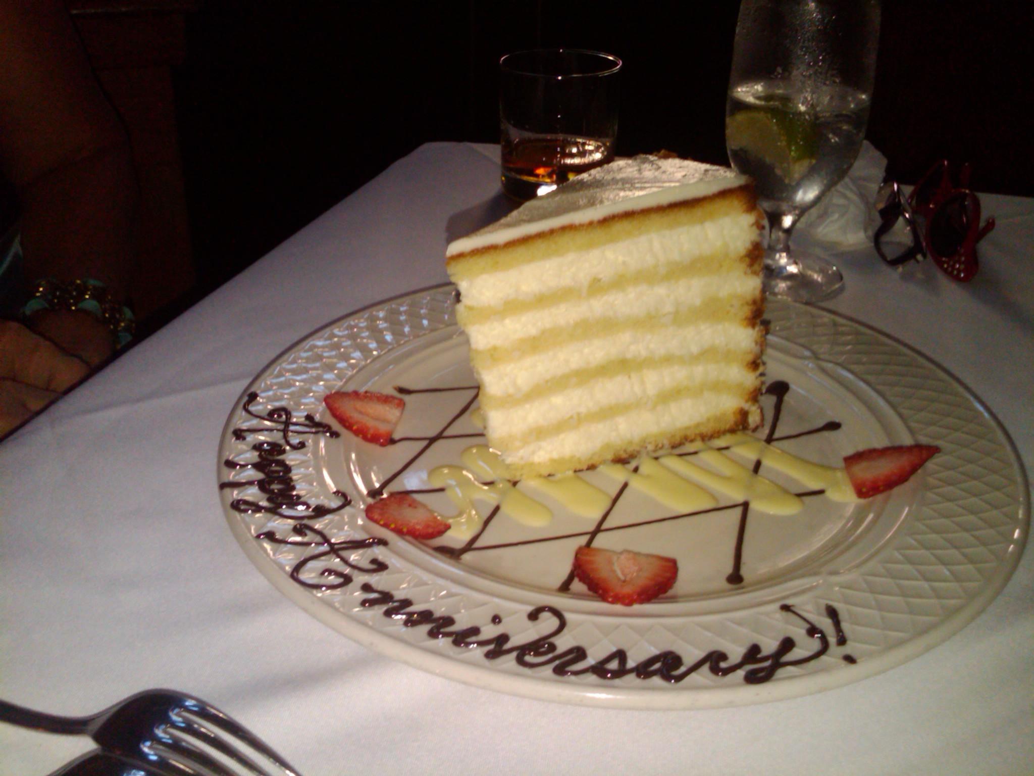 Peninsula Grill Coconut Cake Calories