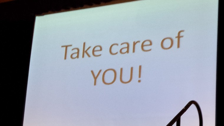 Take Care of YOU! A