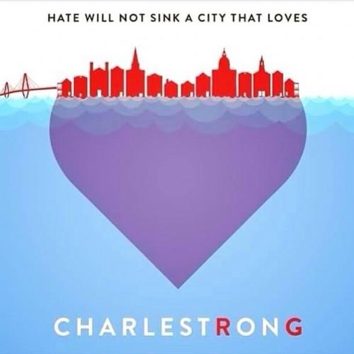 Charleston Strong Heart