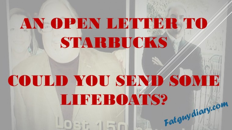 starbucks send some lifeboats