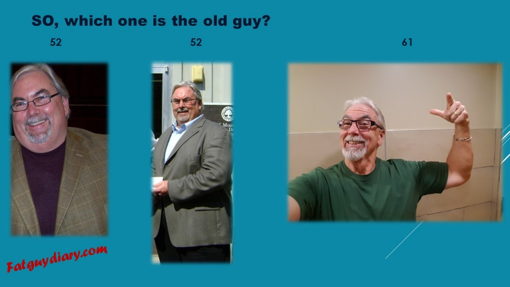 which one is the old guy
