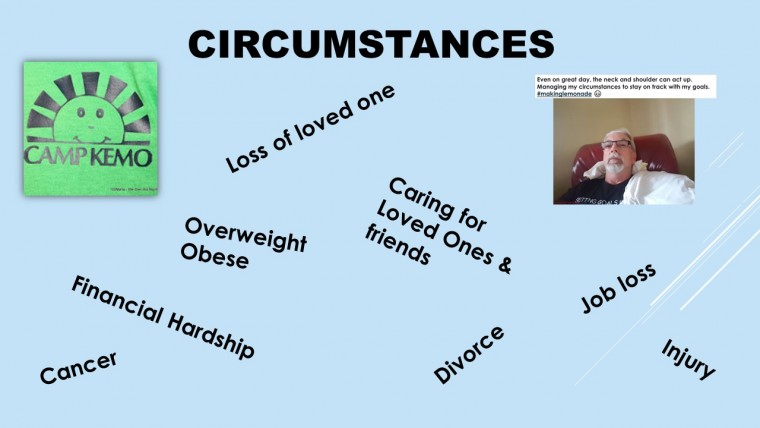 CIRCUMSTANCES | Fat Guy Diary